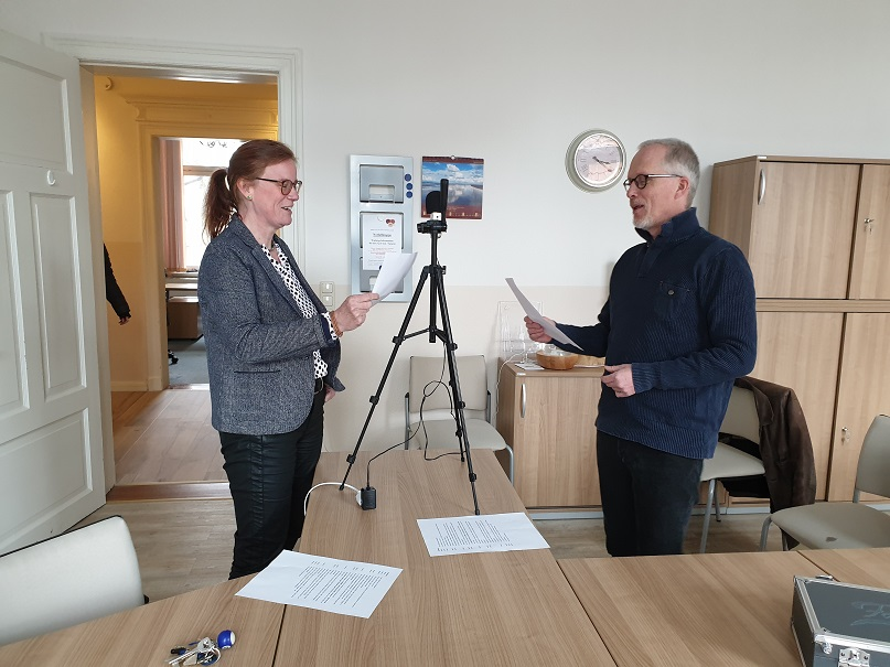 Radiogottesdienst mit Marion Steinmeier